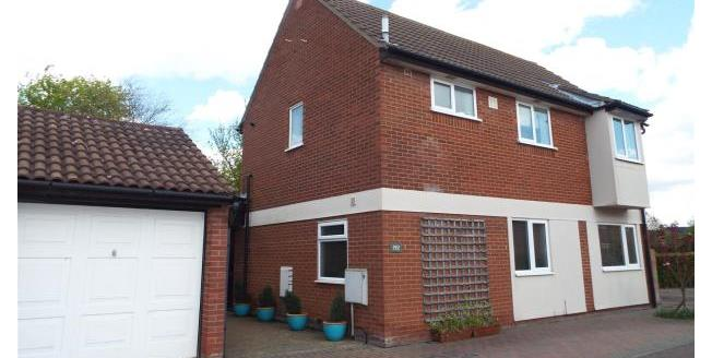 £1,200 per Calendar Month, 4 Bedroom Detached House To Rent in Bury St. Edmunds, IP32