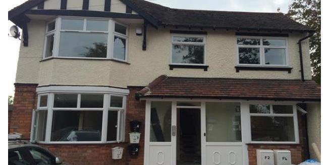 £550 per Calendar Month, 1 Bedroom Flat To Rent in Birmingham, B37