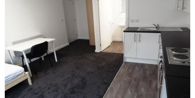 £400 per Calendar Month, Studio Apartment To Rent in Wolverhampton, WV1