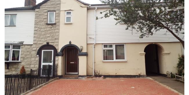 £550 per Calendar Month, 3 Bedroom House To Rent in Wolverhampton, WV10