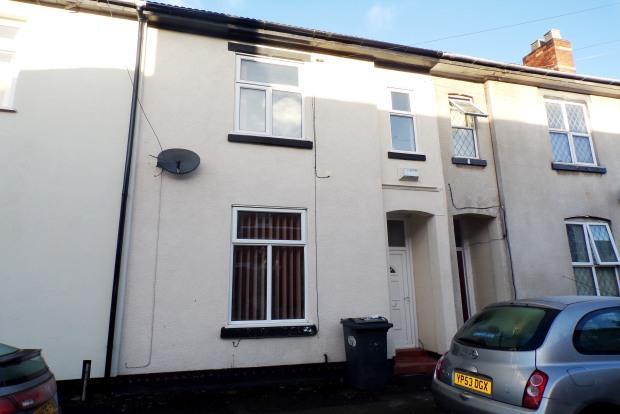 Wolverhampton Wv1 3 Bedroom Terraced House To Rent
