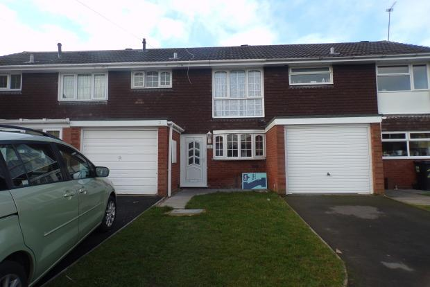 Wolverhampton Wv6 3 Bedroom House To Rent