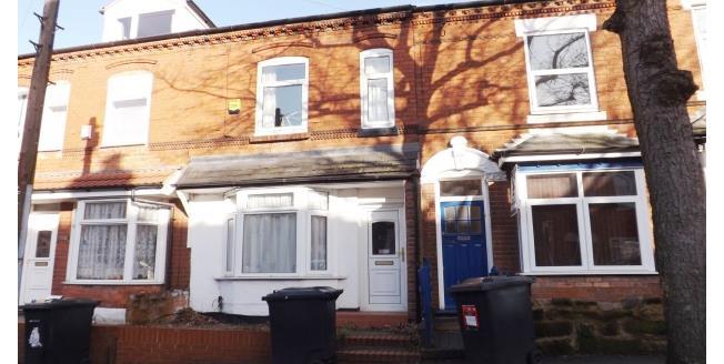 £1,474 per Calendar Month, 4 Bedroom House To Rent in Birmingham, B29
