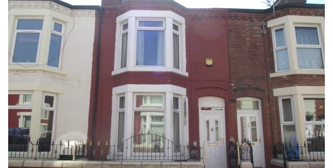 £650 per Calendar Month, 4 Bedroom Terraced House To Rent in Liverpool, L7