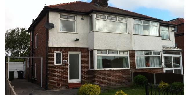 £750 per Calendar Month, 3 Bedroom Semi Detached House To Rent in Southport, PR9