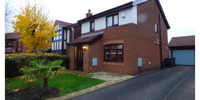 £950 per Calendar Month, 3 Bedroom Detached House To Rent in Manchester, M26