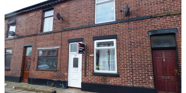 £475 per Calendar Month, 2 Bedroom House To Rent in Manchester, M26