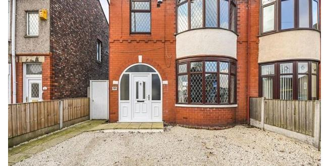 £700 per Calendar Month, 3 Bedroom House To Rent in St. Helens, WA11
