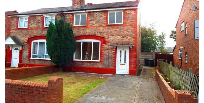 £650 per Calendar Month, 3 Bedroom House To Rent in Ellesmere Port, CH65