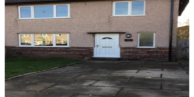 £725 per Calendar Month, 3 Bedroom House To Rent in Great Sutton, CH66