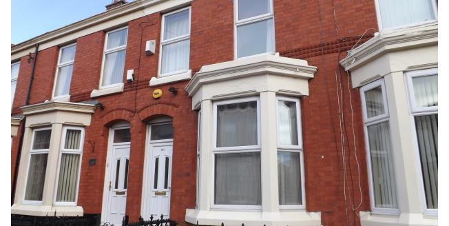 £600 per Calendar Month, 3 Bedroom House To Rent in Liverpool, L7