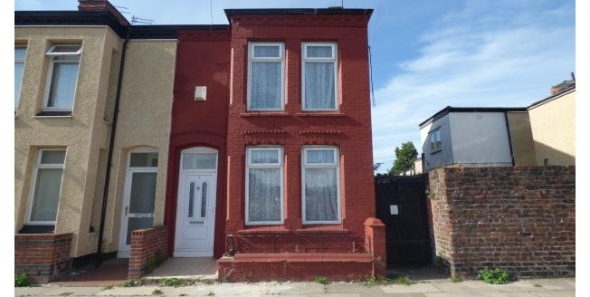 £400 per Calendar Month, 3 Bedroom House To Rent in Bootle, L20