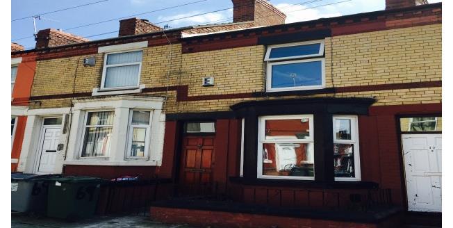 £425 per Calendar Month, 2 Bedroom Terraced House To Rent in Birkenhead, CH42
