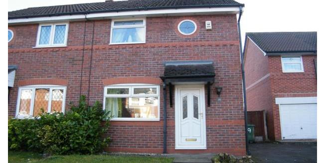 £525 per Calendar Month, 2 Bedroom Semi Detached House To Rent in Bolton, BL4