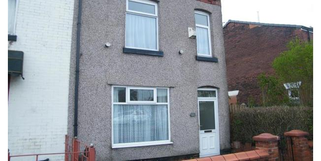 £500 per Calendar Month, 3 Bedroom House To Rent in Bolton, BL2