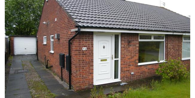 £595 per Calendar Month, 2 Bedroom Bungalow To Rent in Bolton, BL1