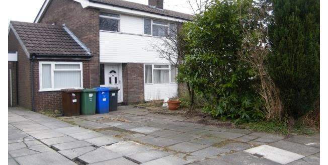 £675 per Calendar Month, 3 Bedroom House To Rent in Bury, BL8