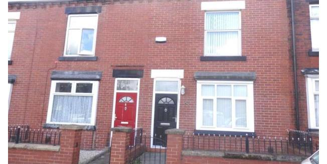£450 per Calendar Month, 2 Bedroom Terraced House To Rent in Bolton, BL2
