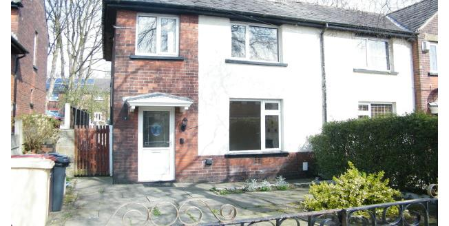 £550 per Calendar Month, 3 Bedroom House To Rent in Bolton, BL2