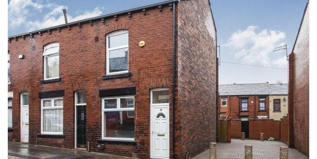 £475 per Calendar Month, 2 Bedroom Terraced House To Rent in Bolton, BL1