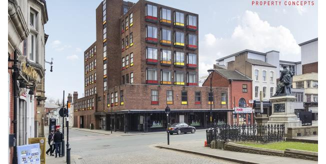 £510 per Calendar Month, Studio Apartment To Rent in Bolton, BL1