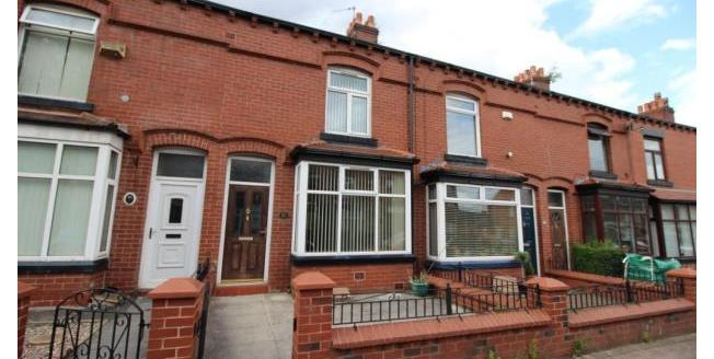 £615 per Calendar Month, 3 Bedroom House To Rent in Bolton, BL2
