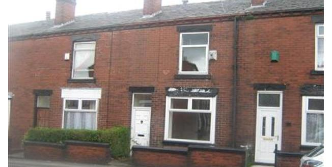 £400 per Calendar Month, 2 Bedroom House To Rent in Bolton, BL3