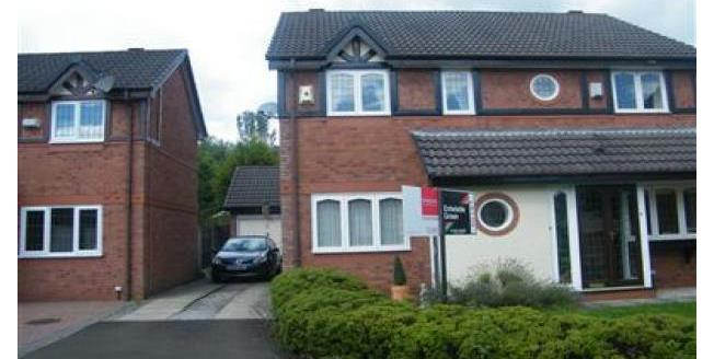 £615 per Calendar Month, 2 Bedroom House To Rent in Radcliffe, M26