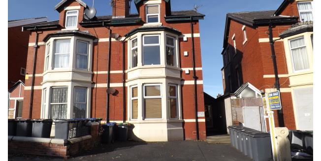 £350 per Calendar Month, 1 Bedroom Flat To Rent in Blackpool, FY1