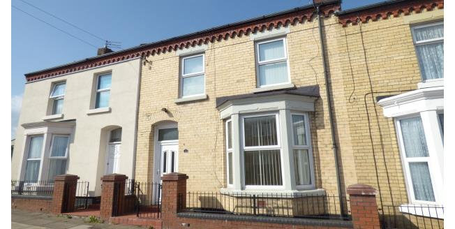 £550 per Calendar Month, 3 Bedroom House To Rent in Liverpool, L5