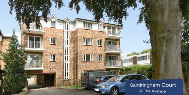 Asking Price £420,000, 2 Bedroom Flat For Sale in Beckenham, BR3