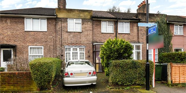 Guide Price £340,000, 3 Bedroom House For Sale in Bromley, BR1