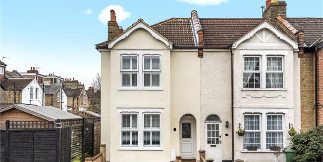 Guide Price £450,000, 3 Bedroom End of Terrace House For Sale in Bromley, BR2
