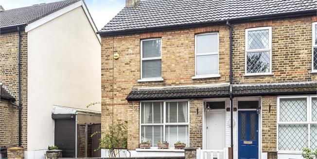 £420,000, 2 Bedroom Semi Detached House For Sale in BR1