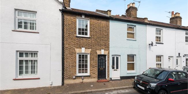 Guide Price £400,000, 2 Bedroom Terraced House For Sale in BR1
