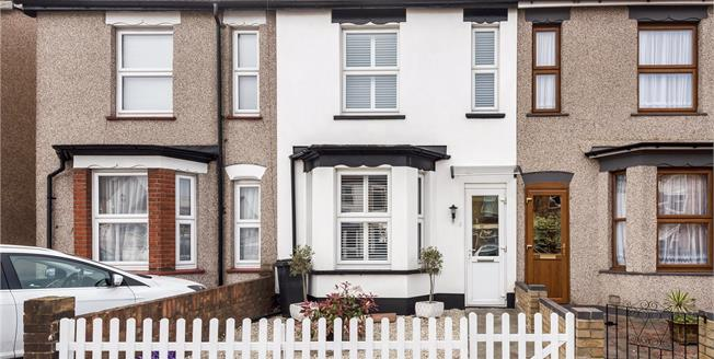 £425,000, 2 Bedroom House For Sale in Bromley, BR2