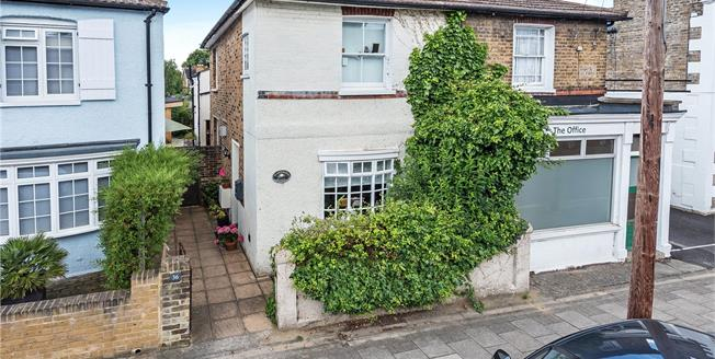 Guide Price £730,000, 4 Bedroom Semi Detached House For Sale in Bromley, BR1