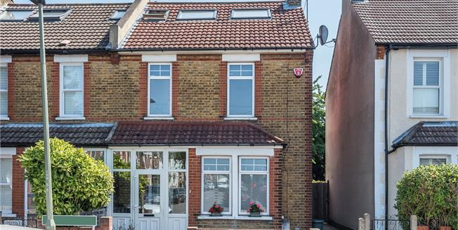 £535,000, 4 Bedroom Semi Detached House For Sale in Bromley, BR2