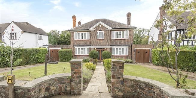 £1,250,000, 5 Bedroom Detached House For Sale in Bromley, BR2