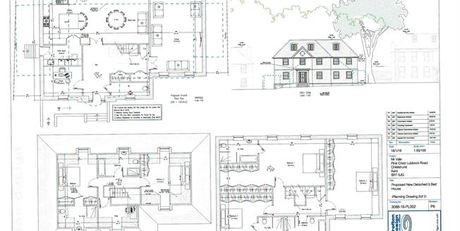 Price on Application, 5 Bedroom Detached House For Sale in BR7
