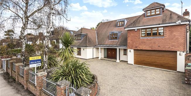 Asking Price £2,000,000, 6 Bedroom Detached House For Sale in Bromley, BR1