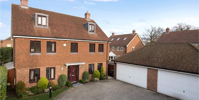 Asking Price £1,200,000, 5 Bedroom Detached House For Sale in Bromley, BR1