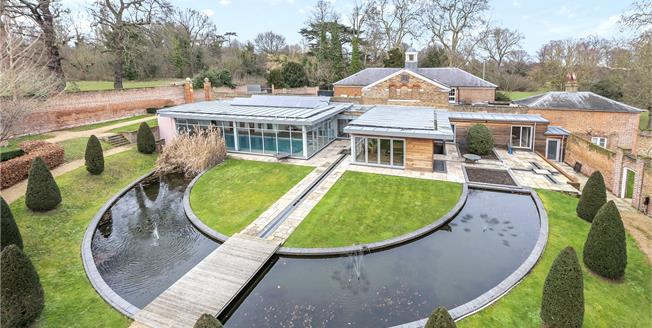 Guide Price £3,500,000, 7 Bedroom Detached House For Sale in Sidcup, DA14