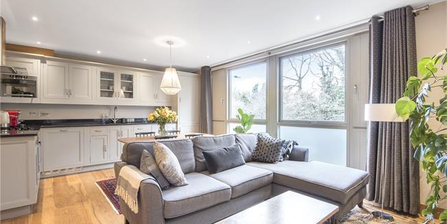 Asking Price £460,000, 2 Bedroom Flat For Sale in Chislehurst, BR7