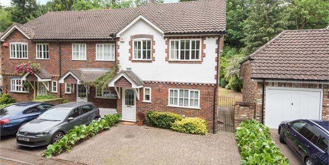 Guide Price £700,000, 3 Bedroom End of Terrace House For Sale in Chislehurst, BR7