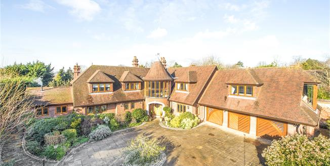 Guide Price £3,500,000, 5 Bedroom Detached House For Sale in BR1