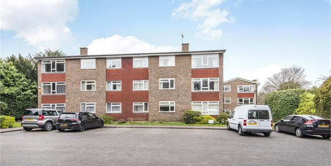 Offers in excess of £350,000, 2 Bedroom Flat For Sale in Chislehurst, BR7