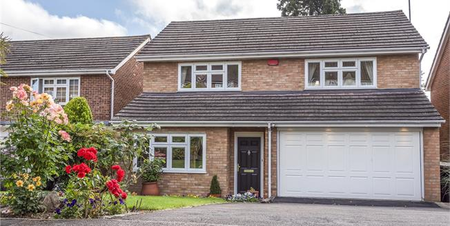 Guide Price £1,200,000, 4 Bedroom Detached House For Sale in Chislehurst, BR7