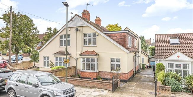 Offers in excess of £550,000, 4 Bedroom Semi Detached House For Sale in Chislehurst, BR7