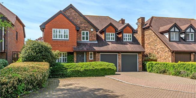 Asking Price £1,185,000, 5 Bedroom Detached House For Sale in BR1